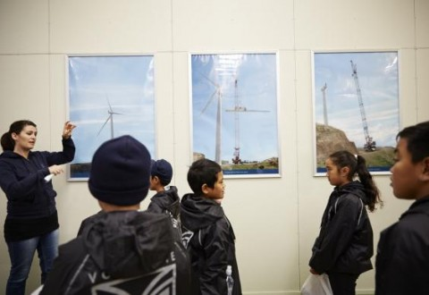 Learning about the turbines
