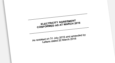 NZAS agreement